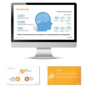 Presentation design (InspireHCP)