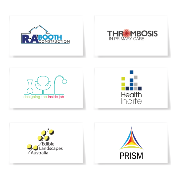 Logo design (various clients)